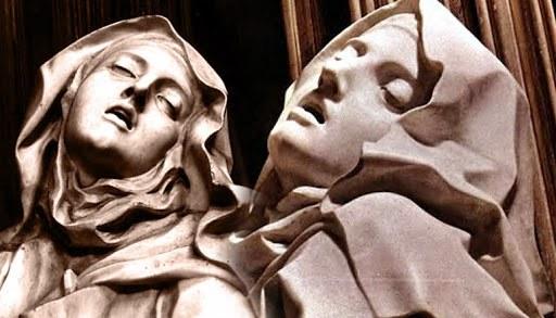 Bernini - Verzückung der Heiligen Theresa